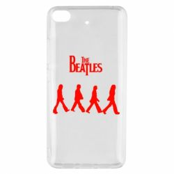Чохол для Xiaomi Mi 5s Beatles Group