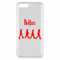 Чохол для Xiaomi Mi6 Beatles Group