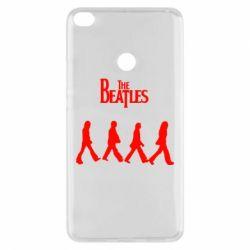 Чохол для Xiaomi Mi Max 2 Beatles Group