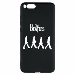 Чохол для Xiaomi Mi Note 3 Beatles Group