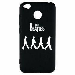 Чохол для Xiaomi Redmi 4x Beatles Group