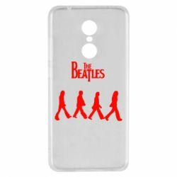 Чохол для Xiaomi Redmi 5 Beatles Group