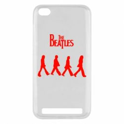 Чохол для Xiaomi Redmi 5a Beatles Group