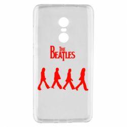 Чохол для Xiaomi Redmi Note 4 Beatles Group