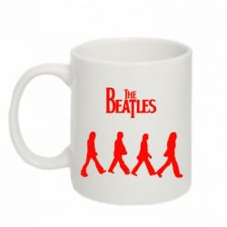 Кружка 320ml Beatles Group