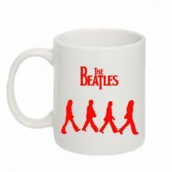 Кружка 320ml Beatles Group