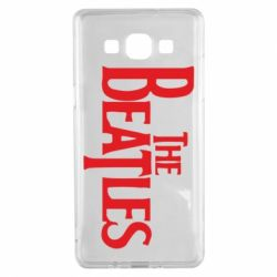 Чехол для Samsung A5 2015 Beatles - FatLine