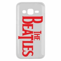 Чехол для Samsung J2 2015 Beatles - FatLine