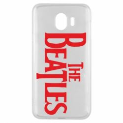 Чехол для Samsung J4 Beatles - FatLine