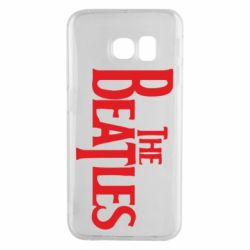 Чехол для Samsung S6 EDGE Beatles - FatLine