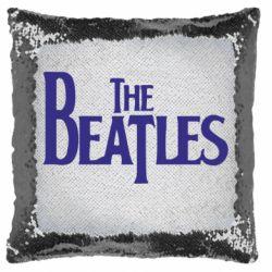 Подушка-хамелеон Beatles