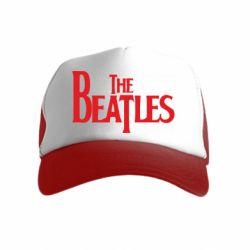 Дитяча кепка-тракер Beatles