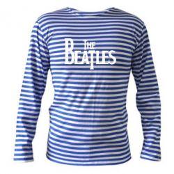 Тельняшка с длинным рукавом Beatles - FatLine