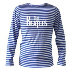 Тільняшка з довгим рукавом Beatles - FatLine