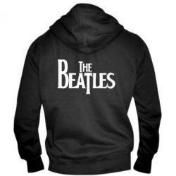Мужская толстовка на молнии Beatles - FatLine