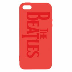 Чехол для iPhone5/5S/SE Beatles - FatLine