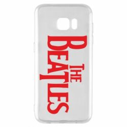 Чехол для Samsung S7 EDGE Beatles - FatLine