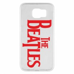 Чехол для Samsung S6 Beatles - FatLine