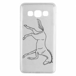 Чохол для Samsung A3 2015 Beautiful horse