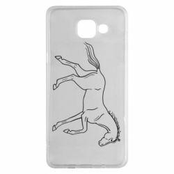 Чохол для Samsung A5 2016 Beautiful horse
