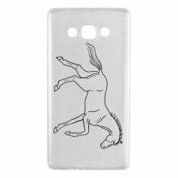 Чохол для Samsung A7 2015 Beautiful horse