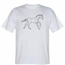 Чоловіча футболка Beautiful horse