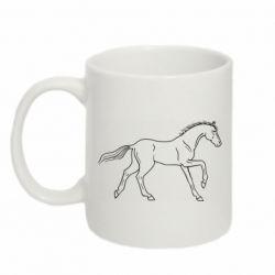 Кружка 320ml Beautiful horse