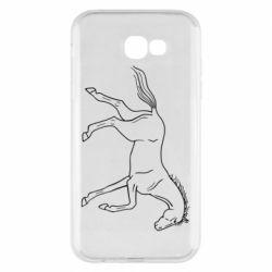 Чохол для Samsung A7 2017 Beautiful horse