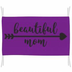 Прапор Beautiful mom