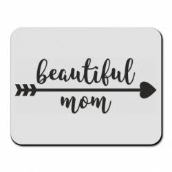 Килимок для миші Beautiful mom