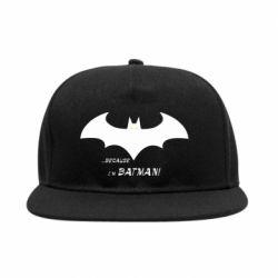 Снепбек Because i'm batman