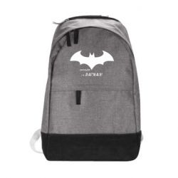 Рюкзак міський Because i'm batman
