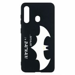 Чохол для Samsung M40 Because i'm batman