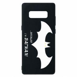 Чохол для Samsung Note 8 Because i'm batman