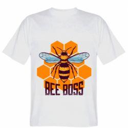 Мужская футболка Bee Boss