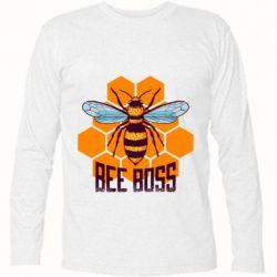 Футболка с длинным рукавом Bee Boss