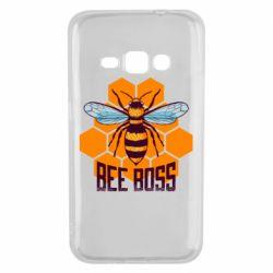 Чехол для Samsung J1 2016 Bee Boss