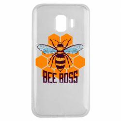 Чехол для Samsung J2 2018 Bee Boss