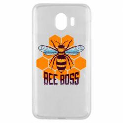 Чехол для Samsung J4 Bee Boss
