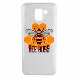Чехол для Samsung J6 Bee Boss