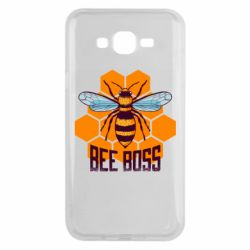 Чехол для Samsung J7 2015 Bee Boss
