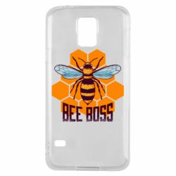 Чехол для Samsung S5 Bee Boss