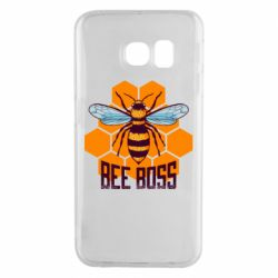 Чехол для Samsung S6 EDGE Bee Boss