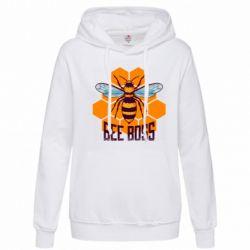 Женская толстовка Bee Boss