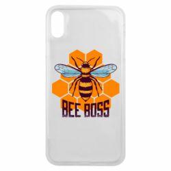 Чехол для iPhone Xs Max Bee Boss