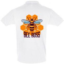 Мужская футболка поло Bee Boss