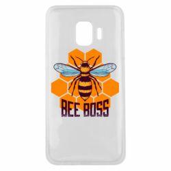 Чехол для Samsung J2 Core Bee Boss