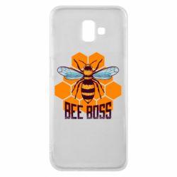 Чехол для Samsung J6 Plus 2018 Bee Boss