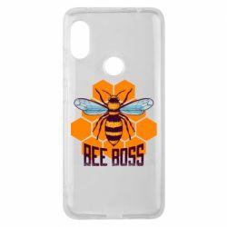 Чехол для Xiaomi Redmi Note 6 Pro Bee Boss