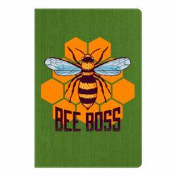 Блокнот А5 Bee Boss